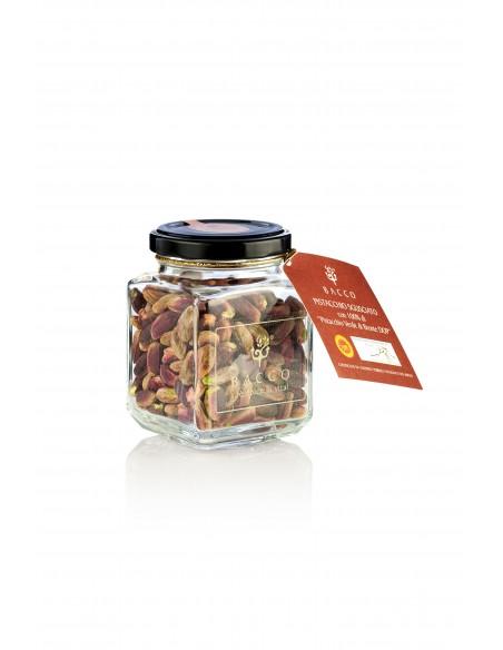 Pistacchio di Bronte DOP 100 gr conf. vetro