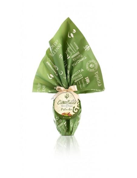 Uovo Ciokkobacco Retrò al pistacchio 400 gr