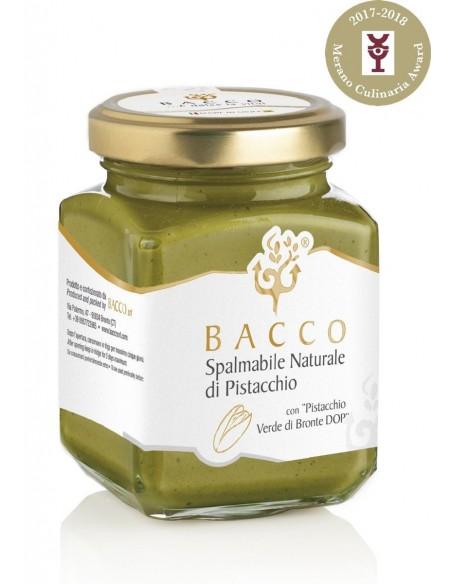 Crema al pistacchio di Bronte DOP 190 gr