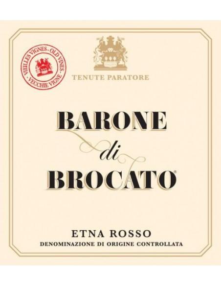 Barone di Brocato Etna Rosso 2016 DOC 14% 75 cl