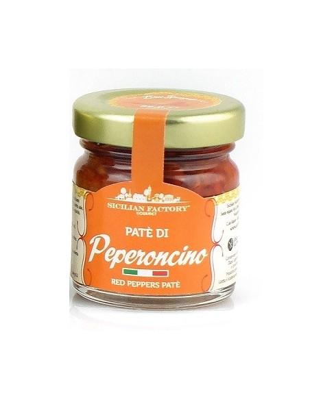 Bruspaghi Patè di peperoncino SENZA GLUTINE 38 gr