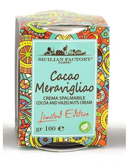 Cacao Meravigliao Sicilian Factory 100 gr