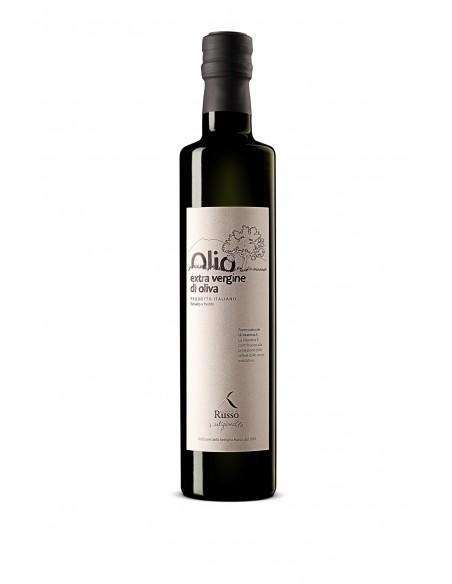 Olio Extravergine Linea Frantoio Nocellara dell'Etna 75 cl