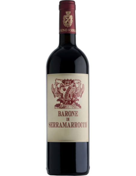 Barone di Serramarrocco Pignatello 2014 IGP 13,5% 75 cl