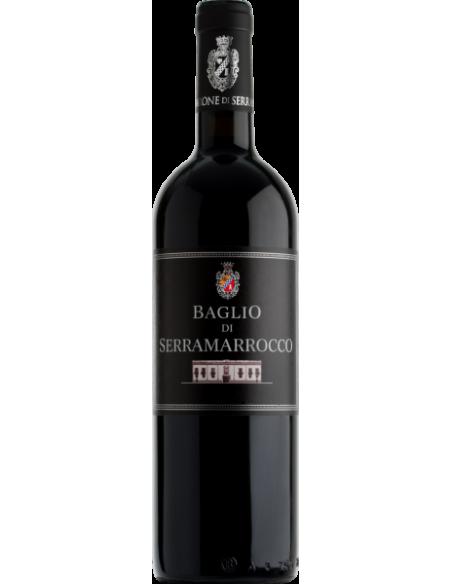 Baglio di Serramarrocco 2016 Nero d'Avola 13,0% 75 cl