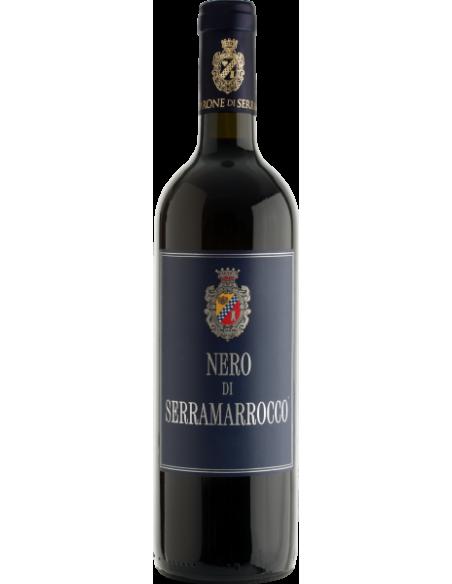 Nero di Serramarrocco 2014 IGP Nero d'Avola 13,5% 75 cl