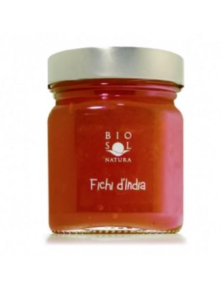 Confettura extra fichi d'India biologica 250 gr