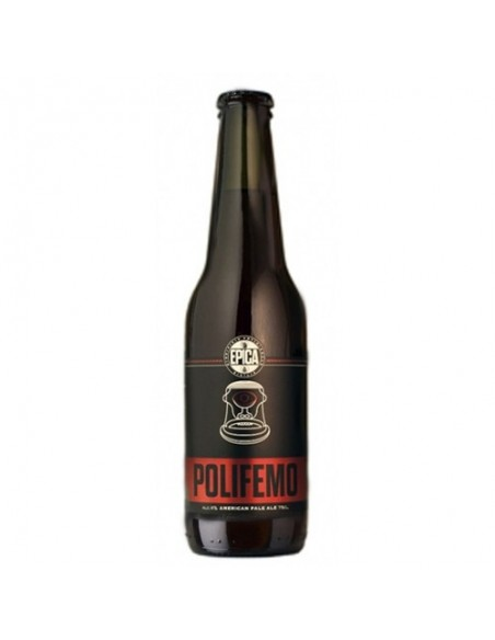 Birra Polifemo American Pale Ale 33 cl 6,0%