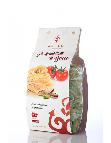 Gli Scialatielli di Bacco pasta al pistacchio 500 gr