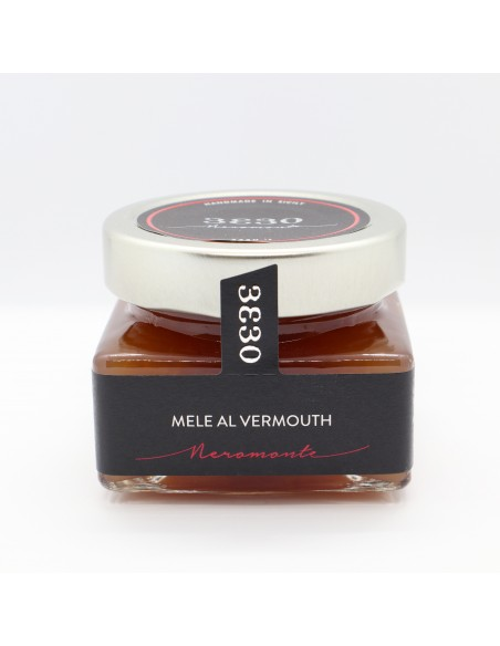 Confettura Mele e Vermouth 160 gr