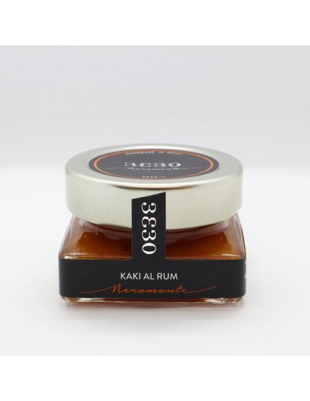 Composta Kaki al rum 60 gr