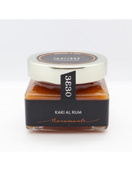 Composta Kaki al rum 160 gr