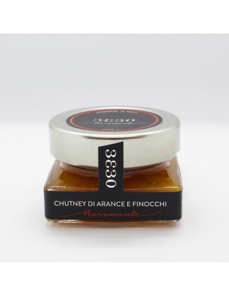 Chutney di Arance e Finocchi 60 gr
