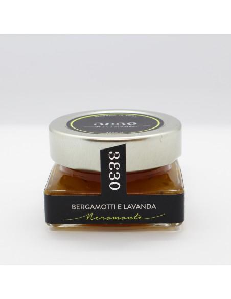 Confettura Bergamotti e lavanda 60 gr