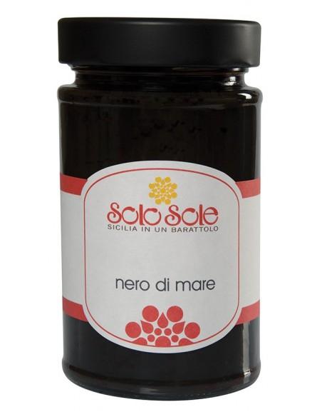 Nero di Mare sugo al nero di seppie SoloSole 280 gr