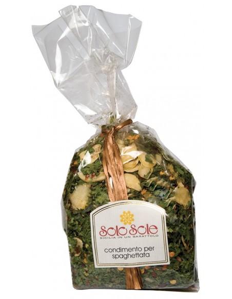 Condimento secco per spaghettata SoloSole 100 gr