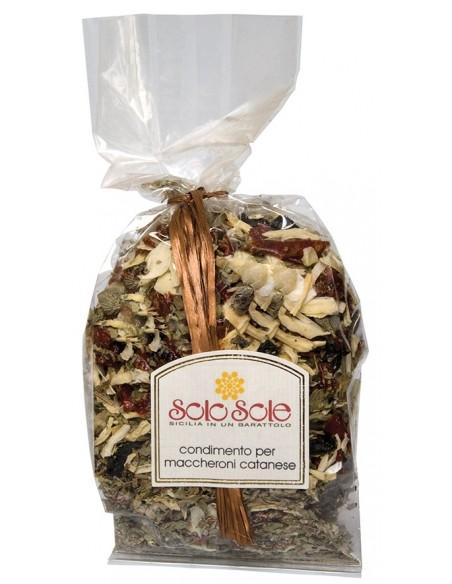 Condimento secco per maccheroni alla catanese SoloSole 100 gr