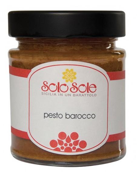 Pesto Barocco SoloSole 180 gr