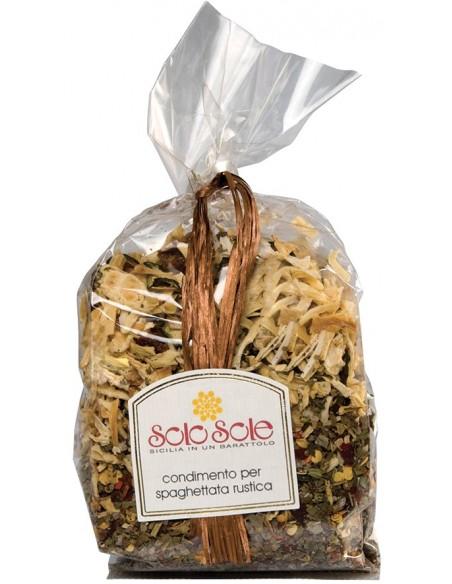 Condimento secco per spaghettata rustica SoloSole 100 gr