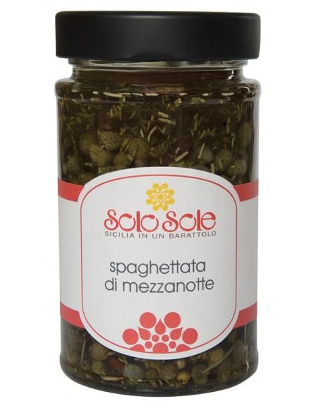 Spaghettata di mezzanotte SoloSole 280 gr