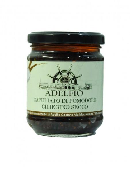 Capuliato di Pomodoro secco all'olio di oliva 190 gr