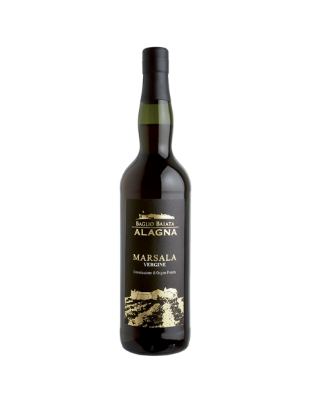 Marsala Vergine DOP Alagna 19,0% 75 cl