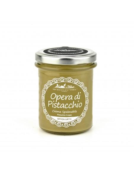 Crema opera di pistacchio Sicilian Factory 220 gr