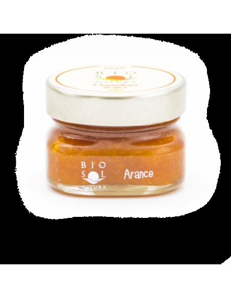 Marmellata arance biologica 100 gr