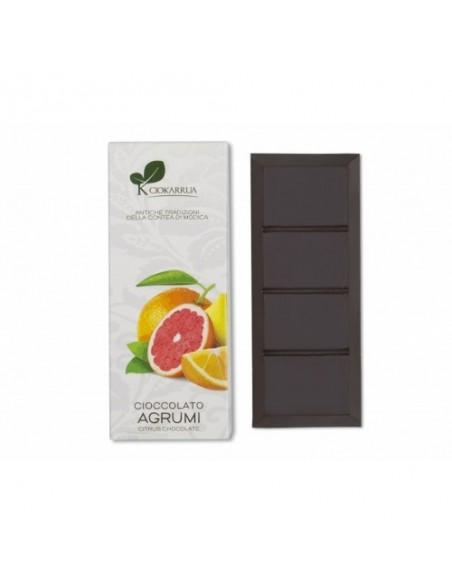 Cioccolato di Modica agli agrumi 50% 100 gr