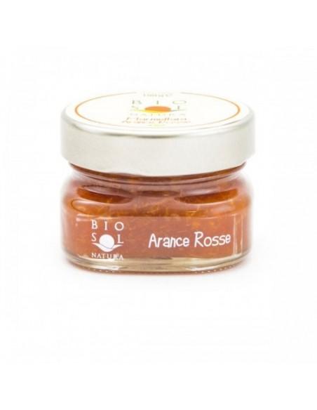 Marmellata arance rosse biologica 100 gr