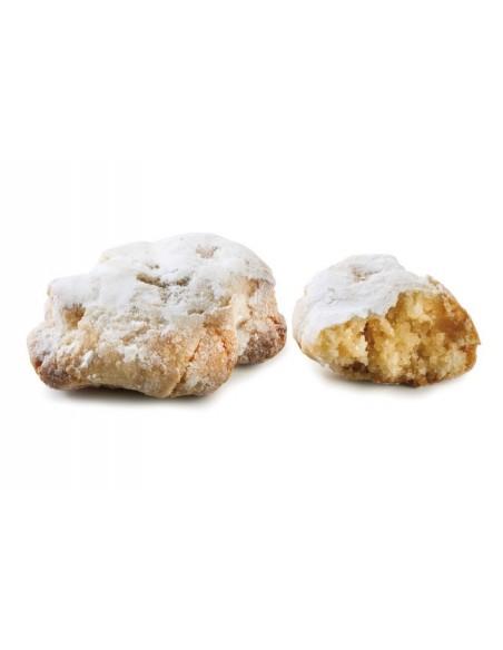 Fiocchi di neve biscotti di mandorla 1 Kg