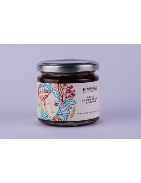 Pesto di pomodoro sfizioso 190 gr