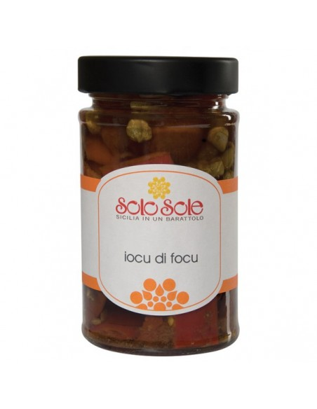Iocu Di Focu SoloSole 280 gr