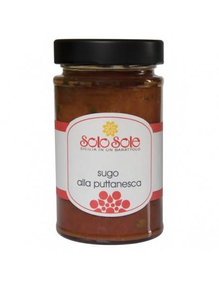 Sugo Alla Puttanesca SoloSole 280 gr