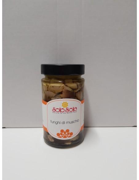 Funghi di muschio SoloSole 280 gr