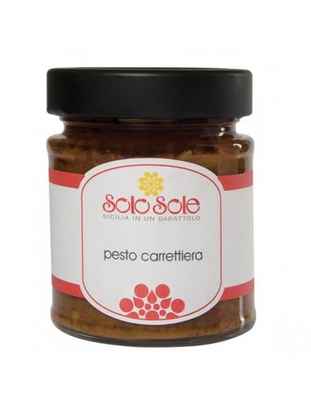 Pesto Carrettiera SoloSole 180 gr