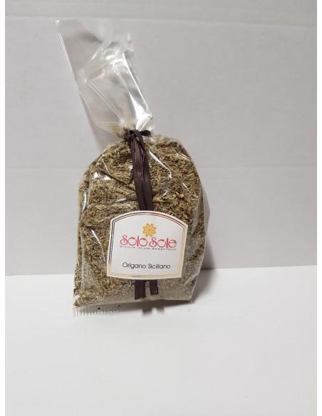 Origano siciliano selvatico in busta SoloSole 50 gr