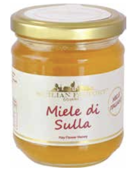 Miele di Sulla Sicilian Factory 250 gr