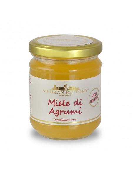 Miele di agrumi Sicilian Factory 50 gr
