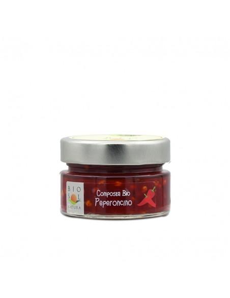 Composta Peperoncino Biosolnatura 100 gr