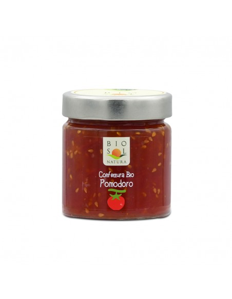 Confettura pomodoro Biosolnatura 240 gr