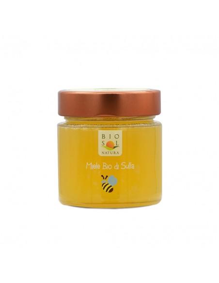 Miele di Sulla biologico Biosolnatura 300 gr