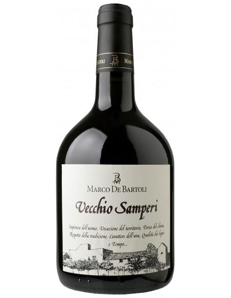 Vecchio Samperi Marsala 2016 Marco De Bartoli 16,50% 75 cl