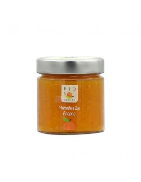 Marmellata arance biologica 240 gr