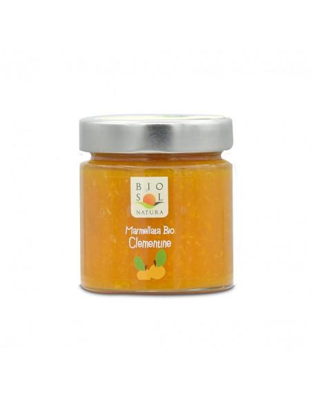 Marmellata clementine biologica 240 gr