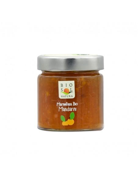 Marmellata mandarini biologica 240 gr