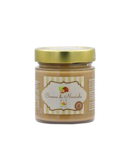 Crema di Nocciole biosolnatura 200 gr
