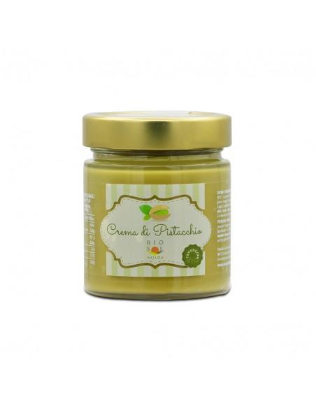 Crema di Pistacchio biosolnatura 200 gr