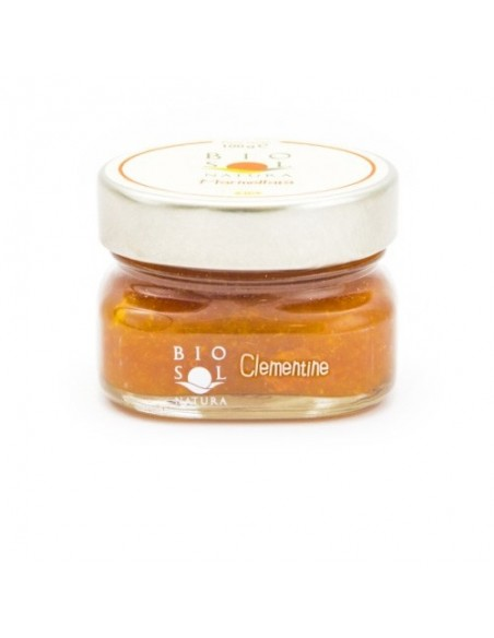 Marmellata clementine biologica 100 gr