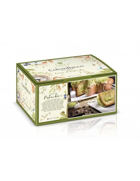 Colomba Colombacco al pistacchio 900 gr cartone completo da 8 pezzi